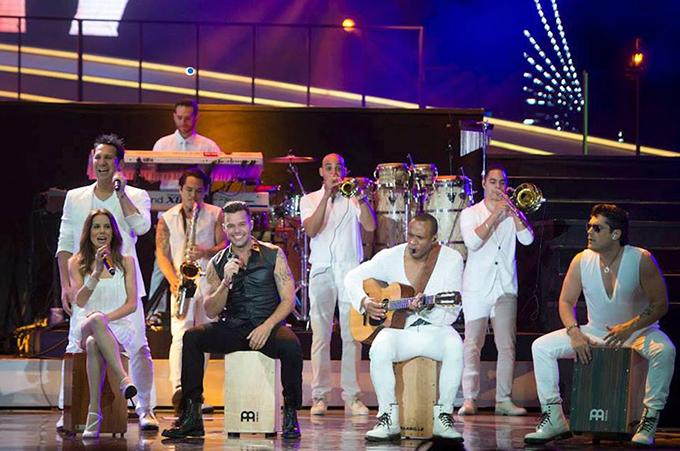 Mundo Cajón: el cajón peruano en shows de Ricky Martin y otros artistas y músicos internacionales