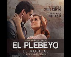 """""""El Plebeyo"""", el musical que traerá de vuelta a Felipe Pinglo"""