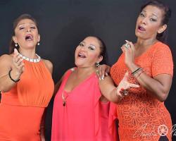 Cuando tres mujeres de 50 arman la jarana…