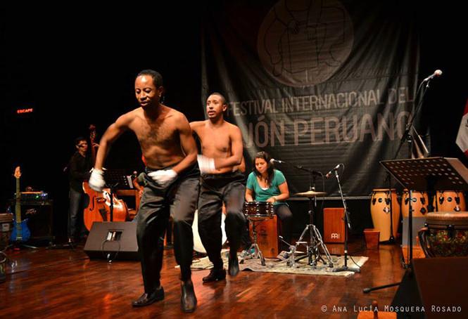 Fiestas Patrias criollas y afroperuanas