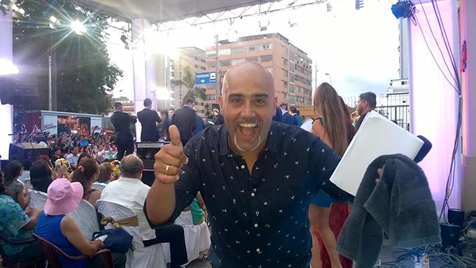 """Marco Romero anuncia nueva canción: """"Vivir felices"""""""