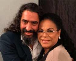 Diego 'El Cigala' tendrá de invitada especial a Eva Ayllón en su concierto en Lima