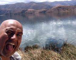 Marco Romero recorre el Perú grabando videoclip de su nueva canción