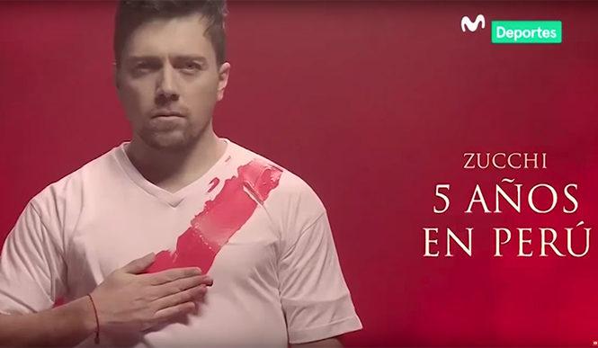 """Extranjeros cantan """"Y se llama Perú"""" para alentar a la Selección de Fútbol"""