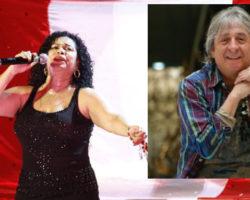 Pelo D'Ambrosio compone festejo para Eva Ayllón