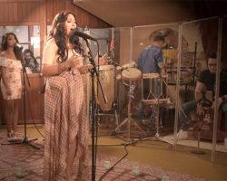 Super octubre para Nicole Pillman: cuarto álbum, primera película y su estreno como mamá