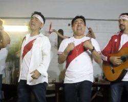 """Los Ardiles actualizan """"Perú Campeón"""""""