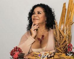"""""""Clavo y canela"""" tributo de Eva Ayllón a la música afro y a los valses"""