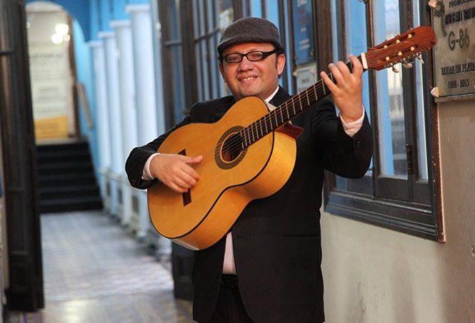 Se necesitan nuevos Felipe Pinglo en la música criolla