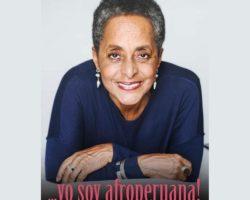 "Censo Nacional 2017: ""Yo soy afroperuana!"" dice con orgullo Susana Baca"