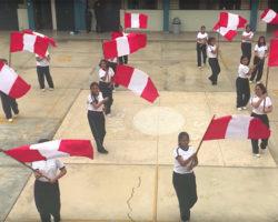 Canción para el Papa con ritmos tradicionales peruanos