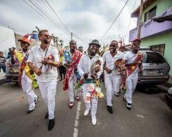 Navidad en clave musical afroperuana