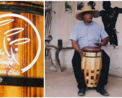 Chilenos apasionados por la música afroperuana