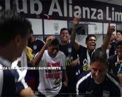 Alianza Lima celebra su título con música afroperuana